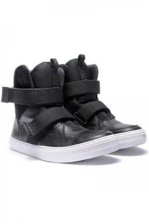 Tênis Strap Black Hardcore Footwear