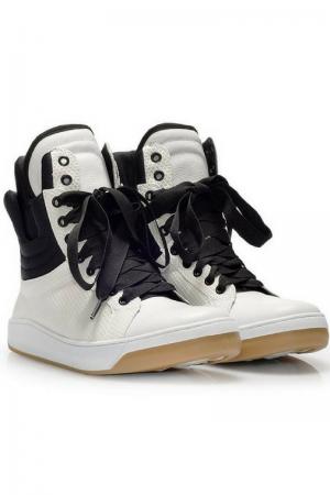 Tenis Hardcore Footwear Confort Snake Branco