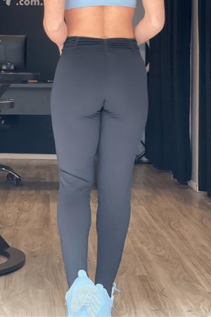 Legging Fitness Fuso Cós frufru