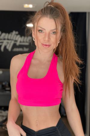Top Fitness Pink Neon