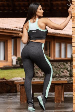 Conjunto Fitness Inspire Menta