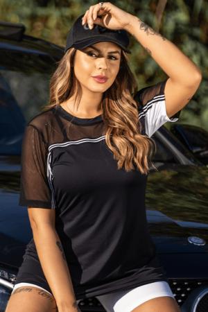 Maxi T-Shirt Fitness Lane